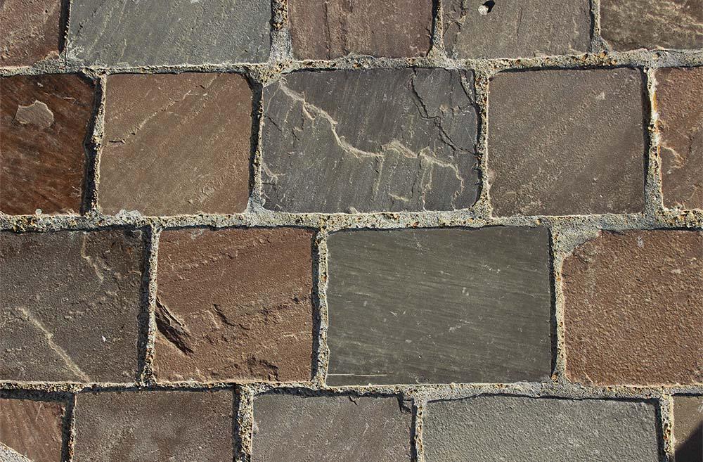 pavé gès multicolore stones partner