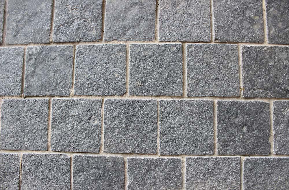 réalisation stones partner pavé tandur blue