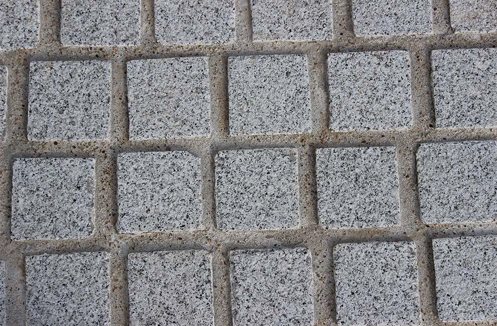 réalisation stones partner pavés granit