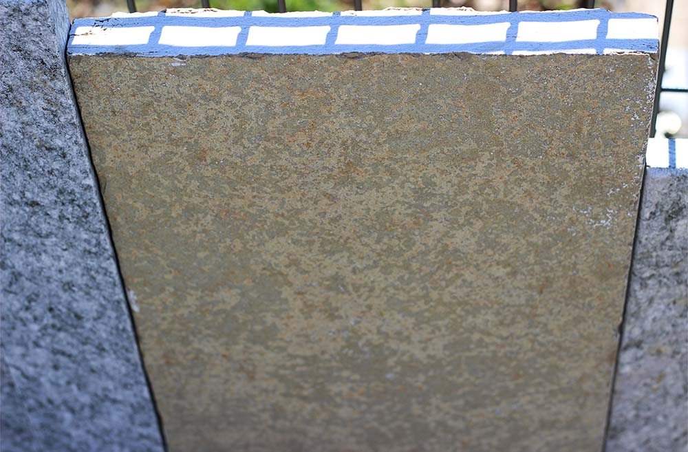 Palissade tandur yellow stones partner