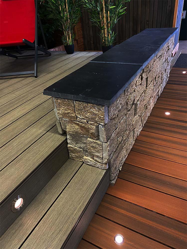 réalisation stones partner parement granit