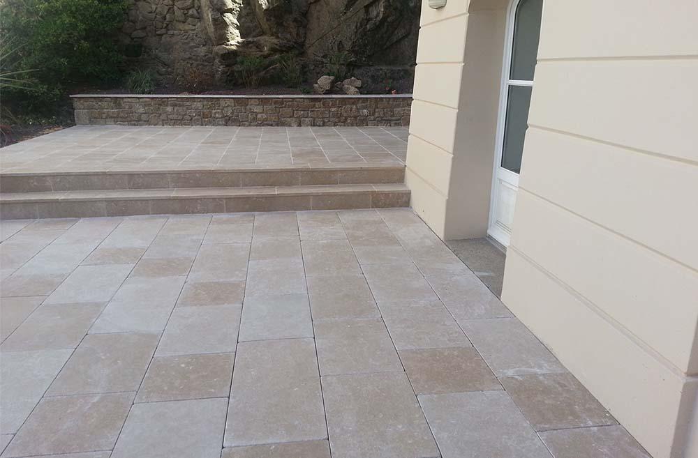 réalisation stones partner antic grey