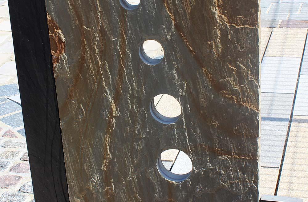 réalisation stones partner palis décoratif